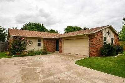 Norman Single Family Home For Sale: 1913 Vanessa Drive