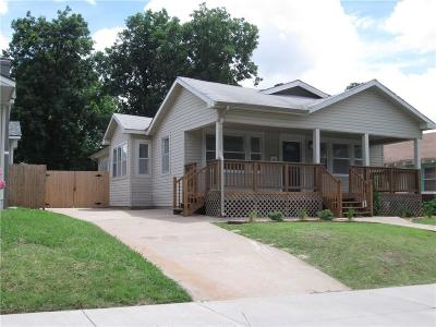 Oklahoma City Single Family Home For Sale: 212 NE 15th Street