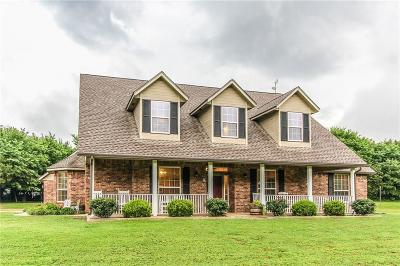 Noble Single Family Home For Sale: 8130 Timber Oaks