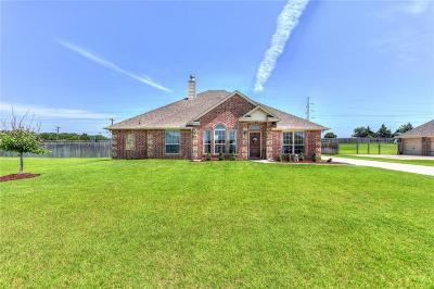 Choctaw Single Family Home For Sale: 16017 Silver Run Drive