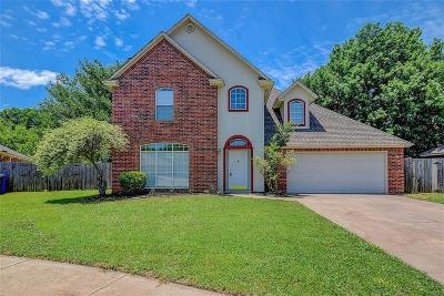 Norman Single Family Home For Sale: 1424 Jami