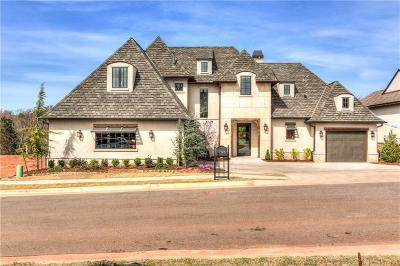 Oklahoma City OK Single Family Home For Sale: $544,000