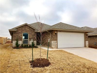 Edmond Single Family Home For Sale: 2516 NW 197th Terrace