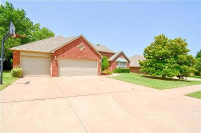 Edmond Single Family Home For Sale: 1317 NW 195th