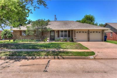 Oklahoma City Single Family Home For Sale: 10305 Major Avenue