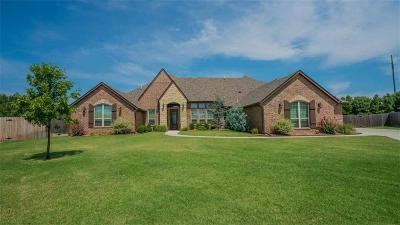 Edmond Single Family Home For Sale: 1505 NW 192nd Terrace