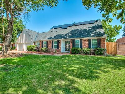 Oklahoma City Single Family Home For Sale: 2317 NW 118th