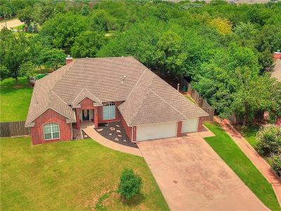 Edmond Single Family Home For Sale: 18117 San Mateo Court