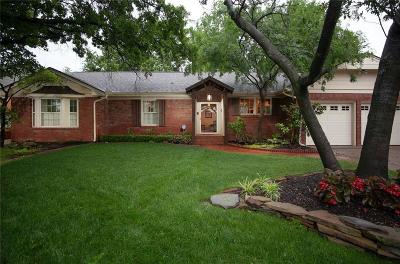 Lincoln County, Oklahoma County Single Family Home For Sale: 2524 NW 67th Street