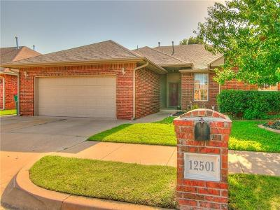 Oklahoma City Single Family Home For Sale: 12501 Bell Gardens