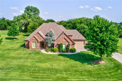 Tuttle Single Family Home For Sale: 1821 County Road 1205