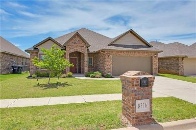 Oklahoma City Single Family Home For Sale: 8316 NW 138th Cir
