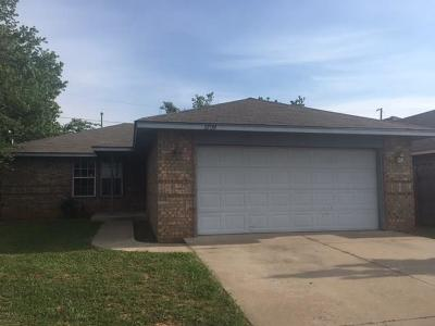 Canadian County, Oklahoma County Single Family Home For Sale: 3709 SW 44th Street