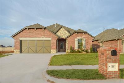 Yukon Single Family Home For Sale: 8105 Lillas Way