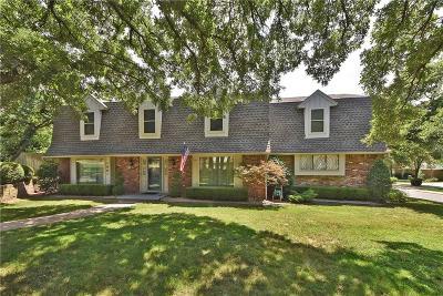 Edmond Single Family Home For Sale: 1601 N Mistletoe Lane