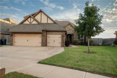Edmond OK Single Family Home For Sale: $268,500