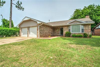 Norman Single Family Home For Sale: 1826 Rolling Stone Drive