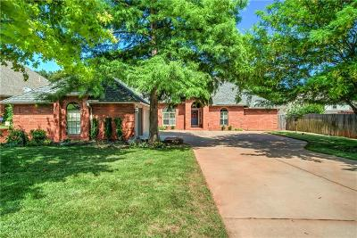 Oklahoma City Single Family Home For Sale: 13308 Cedar Trail