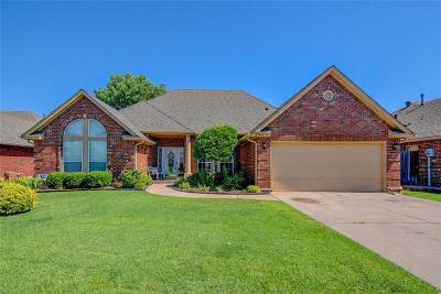 Norman Single Family Home For Sale: 3705 Crail