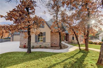 Edmond Single Family Home For Sale: 1508 Wild Plum Court