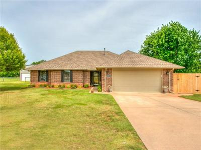Tuttle Single Family Home For Sale: 767 S Sara Road