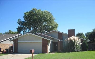 Oklahoma City Single Family Home For Sale: 12500 Doons