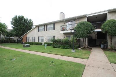 Oklahoma County Condo/Townhouse For Sale: 3200 W Britton Road #83