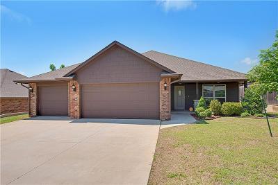 Choctaw Single Family Home For Sale: 12788 Mackenzie Street