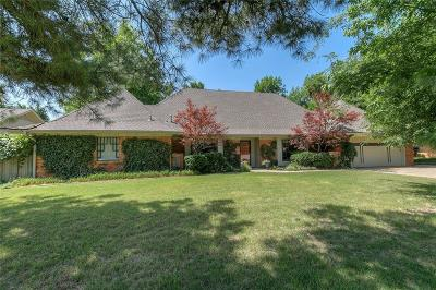 Oklahoma City Single Family Home For Sale: 1012 Westchester Drive