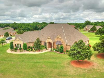 Oklahoma City Single Family Home For Sale: 8701 SW 109th Court
