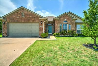 Edmond Single Family Home For Sale: 18201 Allora Drive