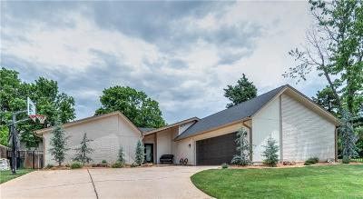 Oklahoma City Single Family Home For Sale: 3109 Castlerock Road