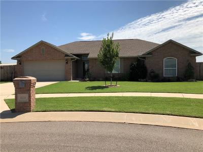 Moore Single Family Home For Sale: 4218 Macys Place