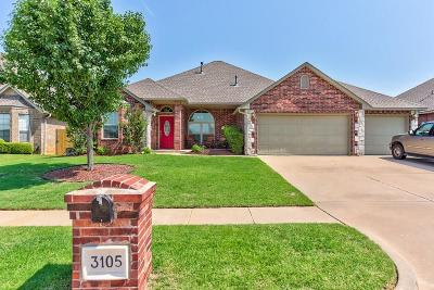 Norman Single Family Home For Sale: 3105 Summit Crossing Parkway