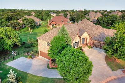 Oklahoma City OK Single Family Home For Sale: $689,500