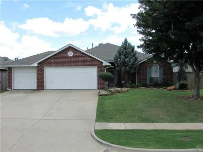 Norman Single Family Home For Sale: 1204 Broone Drive