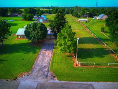 Guthrie Single Family Home For Sale: 4200 N Horseshoe Drive