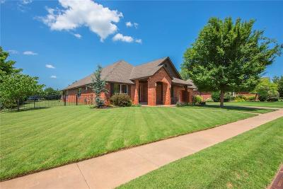 Oklahoma City Single Family Home For Sale: 5901 NE 107th