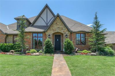Edmond Single Family Home For Sale: 3300 Lupine Lane