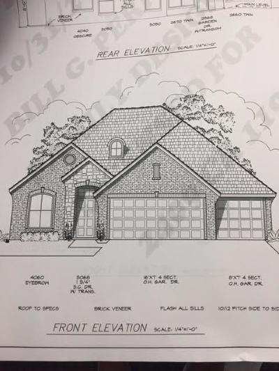 Blanchard OK Single Family Home For Sale: $207,500