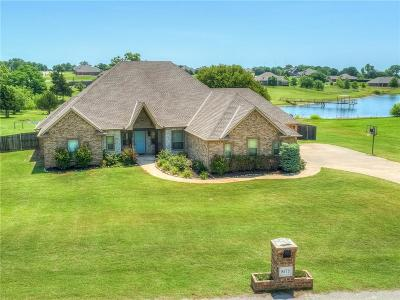 Blanchard OK Single Family Home For Sale: $389,900