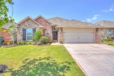 Edmond Single Family Home For Sale: 3313 NW 161st Street