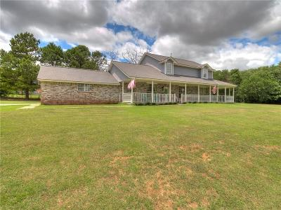 Newcastle Single Family Home For Sale: 617 Springlake Road