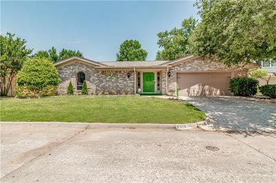 Oklahoma City Single Family Home For Sale: 6309 Saintsbury Court