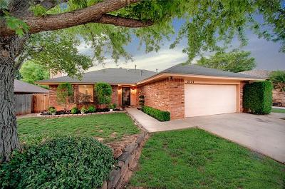 Edmond Single Family Home For Sale: 2721 Summerfield Drive