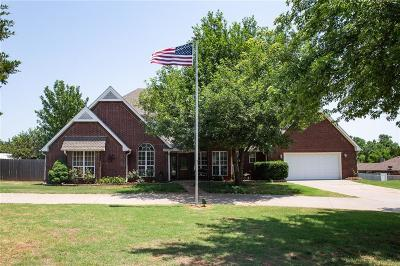 Mustang Single Family Home For Sale: 1116 S Lariat Drive