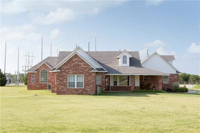 McLoud Single Family Home For Sale: 407 E Dana Lane