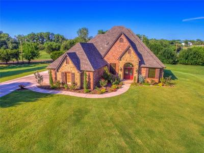 Edmond Single Family Home For Sale: 5632 Chateau Lane