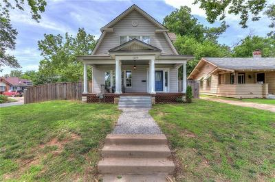 Oklahoma City Single Family Home For Sale: 1229 NW 11th Street