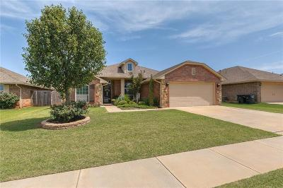 Moore Single Family Home For Sale: 601 Apple Tree Lane